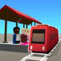 画个火车站