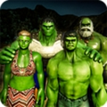 绿巨人的复仇