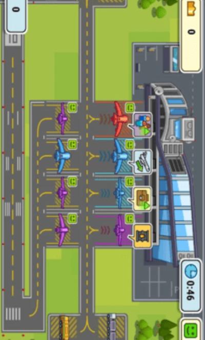 机场模拟器