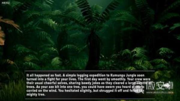 奈德丽:丛林女王汉化版